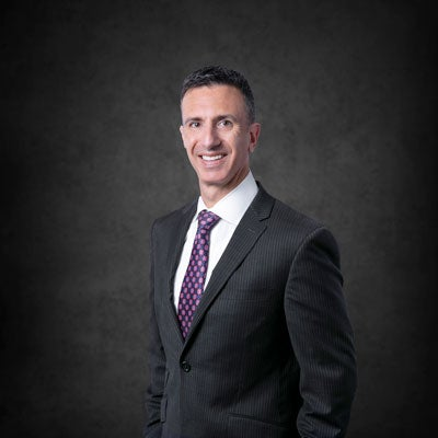 Attorney Jared Levy