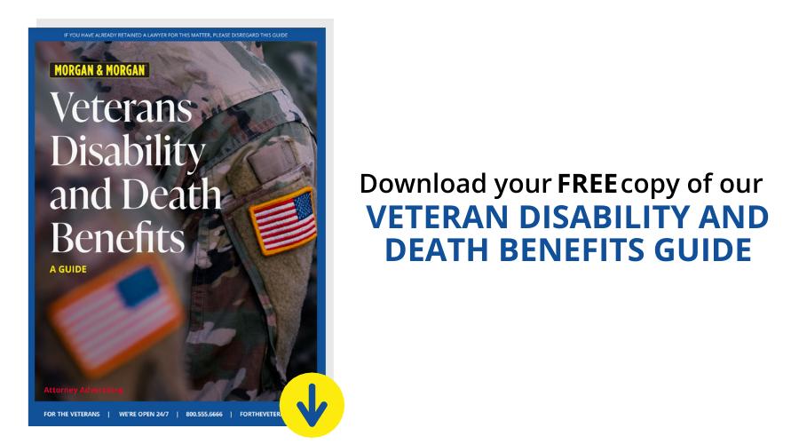 Veterans Disability Lawyers Morgan Morgan Law Firm