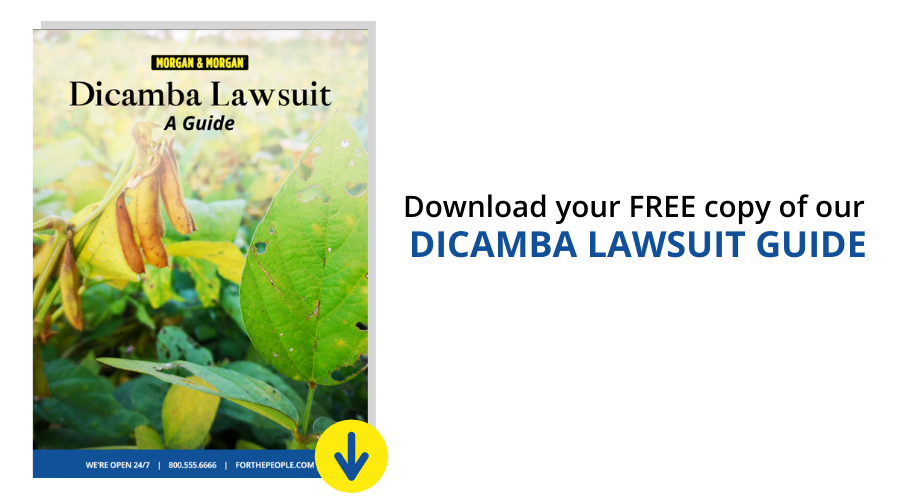 dicamba lawsuit guide
