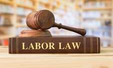 Gavel and Labor Laws Book