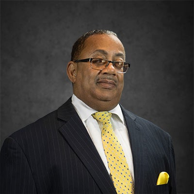 Attorney Belvin Perry, Jr.