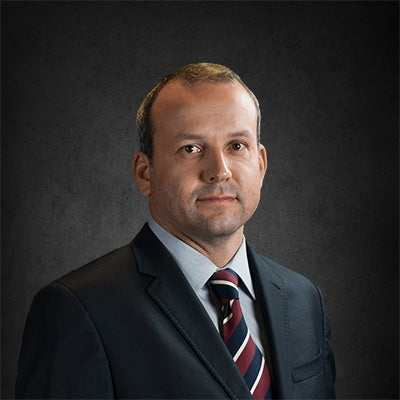 Attorney Eric Andeer