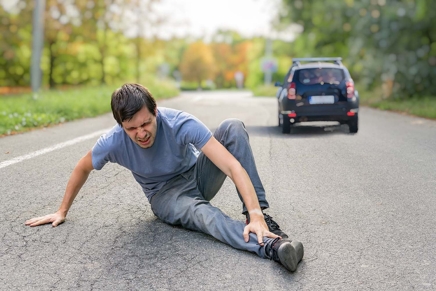 Attorney Car Accident Leg Injuries